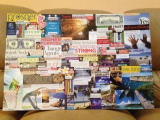 Vision Board 2012