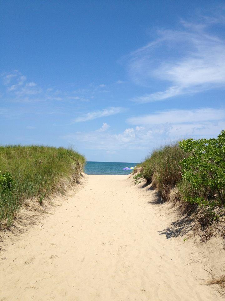 Relaxing Meditation Audio - Beach Path